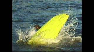 How to flatwater loop a kayak