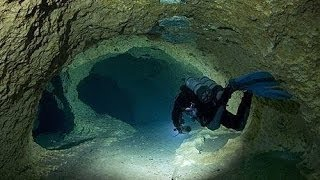 Extreme Deep Cave Diving  [Full HD Documentary]