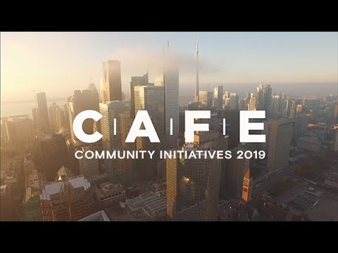 CAFE 2019 Community Initiatives: CAFE is a lifestyle brand that values the power of education and community to cultivate meaningful, shared experiences that inspire and enhance your life. We seek to establish a positive impact on the future through the promotion of harm reduction, social responsibility, and the empowerment of our patrons and neighbours. Above all, our goal is to create a movement that fosters wellness, safety, and the evolution of a collective culture.