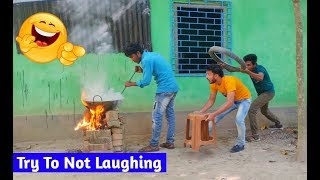 Must Watch New Funny😃😃 Comedy Videos 2019 - Episode 12 || Funny Ki Vines ||
