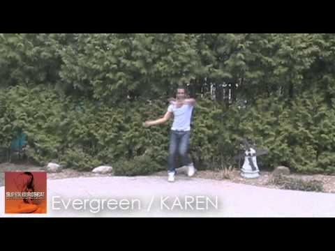 「パラパラ 」Evergreen / KAREN