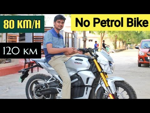 Komaki M5 Sport Review - New Electric Bike in India 2021
