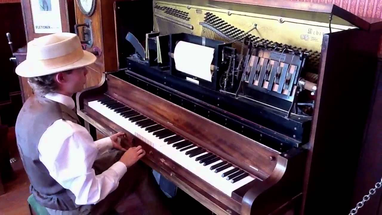 Player Piano, William Tell Overture - YouTube