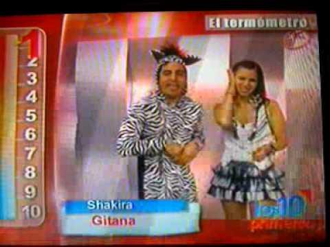 Gitana #1 en los 10 primeros 22-05-10