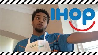 When you try to Order Pancakes at iHOB  (IB: JayZim) | HAMPTON