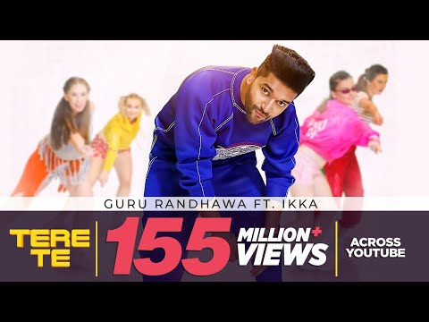 Guru Randhawa TERE TE ft. Ikka | Bhushan Kumar | Zaara Y | Director Gifty | Vee Abhijit V