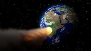 Se acerca un asteroide a la tierra. La NASA oculta información!