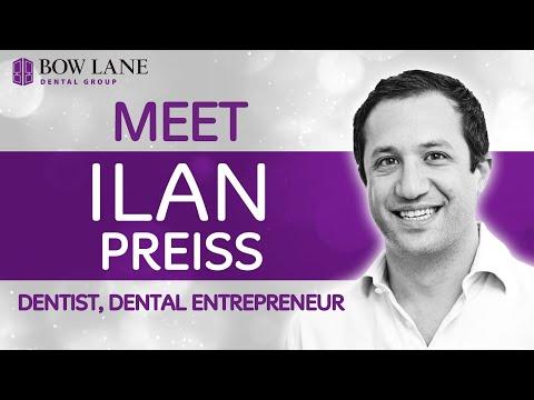 Meet Ilan Preiss, Dentist at Bow Lane Dental