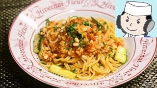 Simmered Seafood Spaghetti