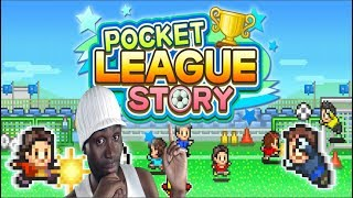 Pocket League Story | Nintendo Switch | Gameplay Part #1 1080P 60FPS | SharJahStream | ENG/NED