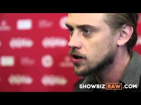 Boyd Holbrook at the Little Accidents Premiere at Sundance ...