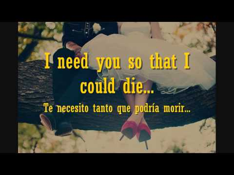 The Everly Brothers - All I Have To Do Is Dream - Subtitulada en español e inglés