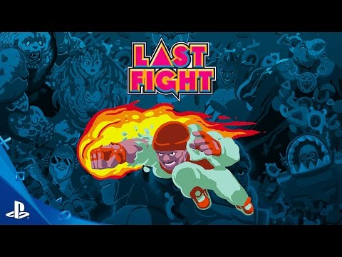 LASTFIGHT Trailer