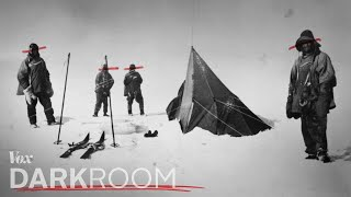 The deadly race to the South Pole