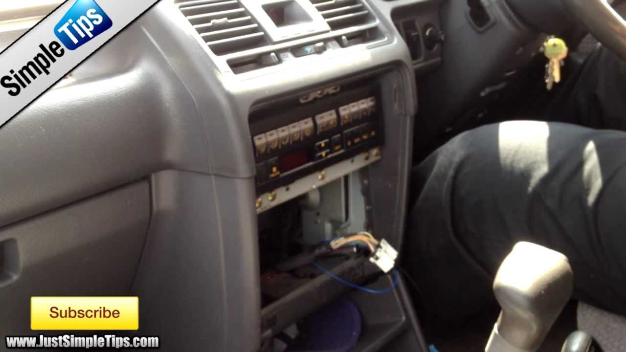 1999 Mitsubishi Montero Sport Radio Wiring Diagram