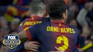 Barcelona vs. AC Milan | 2013 Champions League Quarterfinals | FOX SOCCER
