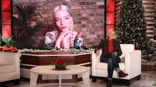 How Anya Taylor-Joy Told 'Harry Potter' Actor She Was a Huge Fan