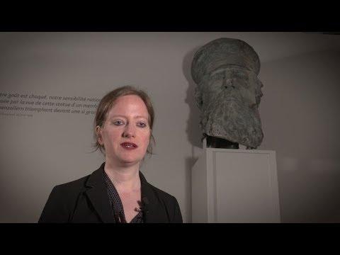 Zoom sur... Un fragment du monument de l'empereur Frédéric III