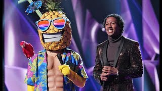 The Masked Singer: Tommy Chong Revealed as Pineapple Contestant