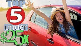 Top 5 Under $25k | 2018 Cars, Crossovers, SUVs