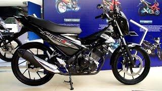 Racing Boy Rearset S2 Installed on Suzuki Raider 150 - mp3toke