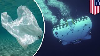 Plastic bag found 7 miles deep in Mariana Trench - TomoNews