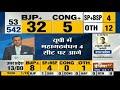 IndiaTV LIVE | Lok Sabha Election Results 2019 LIVE | NDA Ahead With 48 Seats - 05:31 min - News - Video