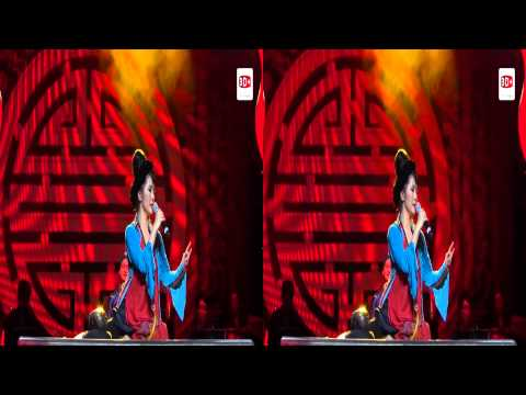[3D VIDEO] Hồng Nhung - Ngẫu hứng sông hồng 3D Live (Bài hát yêu thích Tháng 9)