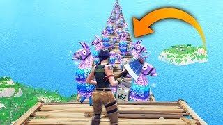 INFINITY LOOT LLAMAS..!!  | Fortnite Funny and Best Moments Ep.69 (Fortnite Battle Royale)