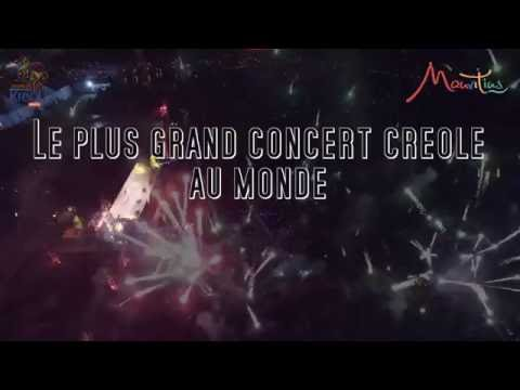The Largest Creole Concert in the World in Mauritius