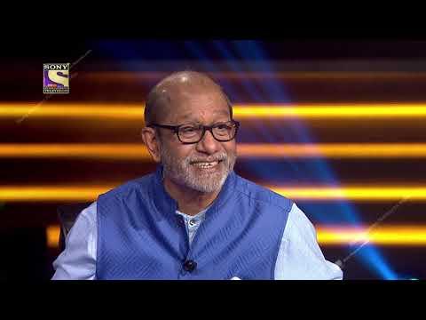 Quiz Master Siddharth Basu interacts with Big B in Kaun Banega Crorepati Season 13
