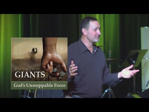 Feb 22, 2015  Facing the Giants: God's Unstoppable Force [Pt 2], Pastor Kevin Cavanaugh