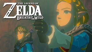Sequel to the Legend Of Zelda Breath Of The Wild - Official First Look Trailer   E3 2019