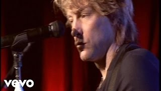 Bon Jovi - Wanted Dead Or Alive (Live)