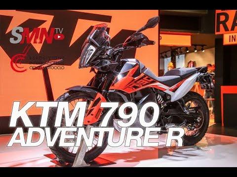 KTM 790 Adventure 2019 -  EICMA 2018 [FULLHD]