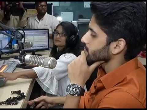 Naga-Chaitanya--039-s-Premam-Evare-song-launch-at-Radio-Mirchi