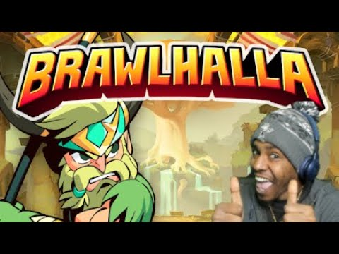 IF I HAD MY CHARACTERS OH BOY!! [BRAWLHALLA : PC]