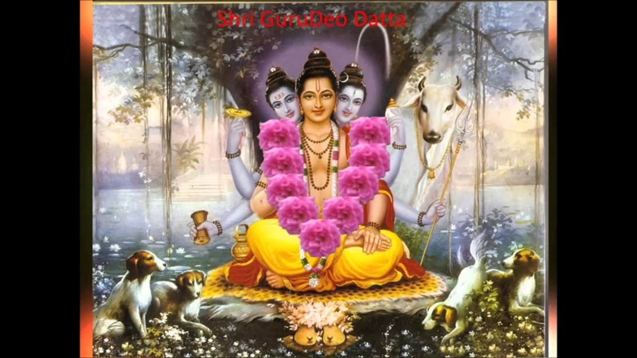 Datta mahatmya in marathi