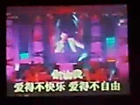 2007.9.1光良上海演唱会开场②-爱得不快乐+单恋+2999年的圣诞节+你好吗