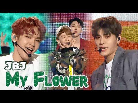 [Comeback Stage] JBJ - My Flower, 제이비제이 - 꽃이야 Show Music core 20180120