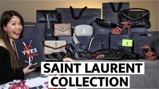 MY DESIGNER BAG COLLECTION - YSL Saint Laurent Bags/Shoes/Accessories | Mel in Melbourne