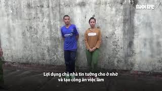 Kiên Giang - Khởi tố cặp vợ chồng hờ bắt cóc trẻ em ở Phú Quốc