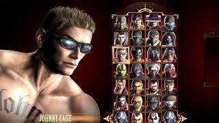[PC] Mortal Kombat Komplete Edition - Chapter 1 - Johnny Cage