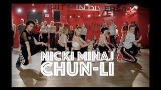 Nicki Minaj - Chun-Li | Hamilton Evans Choreography