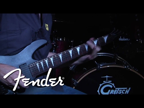Fender Super-Sonic 22: Big Rock with Jackson 7-String