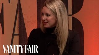 Theranos's Elizabeth Holmes on the Lifeblood of the Internet  - FULL CONVERSATION