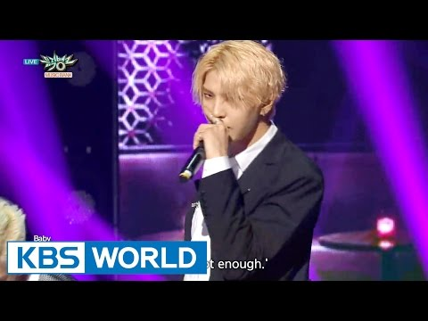 VIXX - Hot Enough / Chained up (사슬) [Music Bank COMEBACK / 2015.11.13]