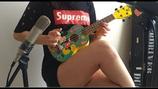Slash - Sweet Child O' Mine (Ukulele Solo Cover by OverStyle)