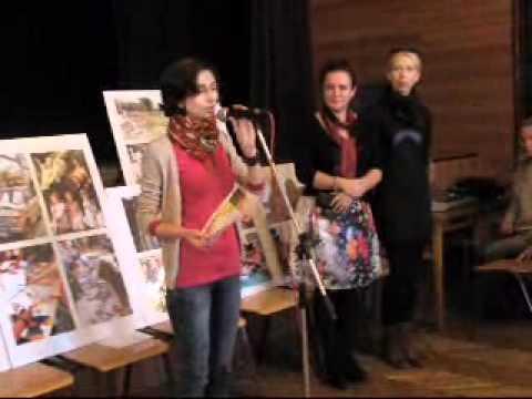 Майстер-класи у рамках українсько-польського мистецького проекту