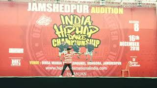 New urban song solo performance Indian hip hop dance Championship Jamshedpur mayb I have enjoy yours